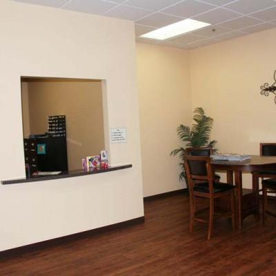 Kidz Therapy Zone lobby